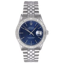 Rolex Turnograph Men's Stainless Steel Watch Thunderbird...