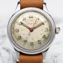 "Longines Ref  5403 24 Hr ""Military"" Dial, Cal 23M 1944..."