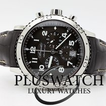 Breguet Type XXI Flyback Chronograph 42mm Automatic 2005 3395