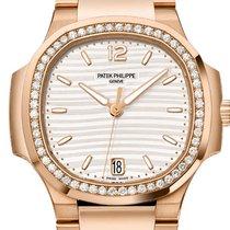 Patek Philippe Nautilus Ladies Automatic Diamond Bezel