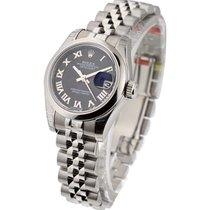 Rolex Unworn 179160 Ladys Steel Datejust with Jubilee Bracelet...