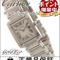 Cartier 【美品】Cartier【カルティエ】  タンクフランセーズSM レディース腕時計【中古】  W51028Q3...