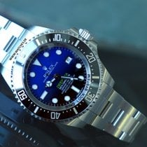 Rolex Sea-Dweller Deepsea D Blue James Cameron - 116660