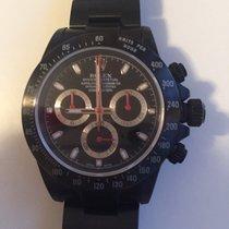 롤렉스 (Rolex) Daytona Ref. No. 116520 black/schwarz