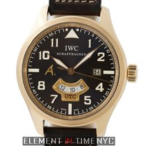 IWC Pilot Collection Saint Exupery UTC 18k Rose Gold 44mm...