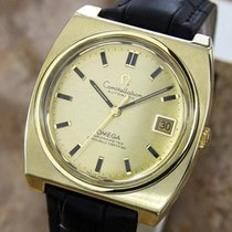 Omega Constellation Swiss Made Chronometer c1960s Gold Capped...