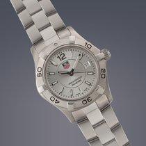 TAG Heuer Ladies Aquaracer stainless steel quartz watch