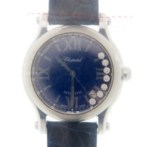 Chopard Happy Sport Stainless Steel Black Automatic 278559-3008