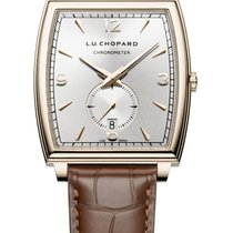 Chopard L.U.C Tonneau 18K Rose Gold Men's Watch