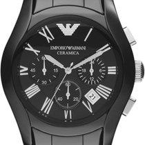 Armani Chronograph AR1400 Herrenchronograph Design Highlight