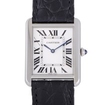 Cartier Tank Solo De Cartier Large Watch W5200003