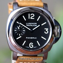 Panerai PAM 172 Luminor Marina Tantalum Special Edition of 300...