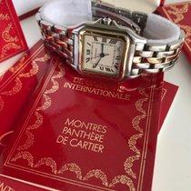Cartier Panthère Gold/Steel  Date