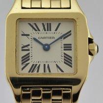 Cartier Santos Demoiselle Full Yellow Gold 18k