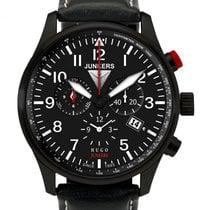 Junkers Hugo Junkers 6680-2 Herrenuhr Alarm-Chronograph
