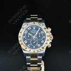 Rolex Daytona Cosmography steel gold new blue dial