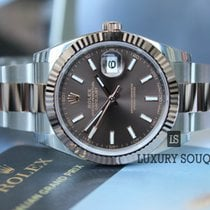 Rolex Oyster Perpetual DateJust 41MM Steel and Everose Gold 2016