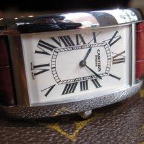 Cartier Tank Américaine Large Model Lim. Ed. Platinum