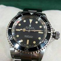 """롤렉스 (Rolex) Vintage Submariner No Date """"Matte Dial"""""""