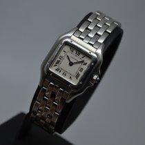 Καρτιέρ (Cartier) Panthere Steel 1320 with 1 Year Warranty