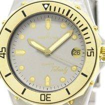 ブライトリング (Breitling) Polished Breitling Tabarly Gold Plated...
