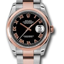Rolex 116201 Oyster Datejust Stainless Steel&Everose Gold...