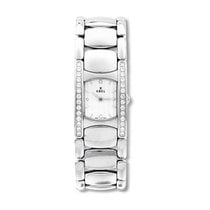 Ebel 9057A28/681050 Beluga Manchette in Steel with Diamond...