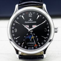 Jaeger-LeCoultre 140.8.98.S Master Moon SS Black Dial (26395)