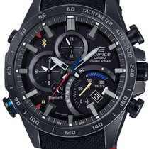 Casio Edifice ' LIMITED EDITION TORO ROSSO' EQB-501TRC...