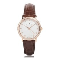 Blancpain Villeret Ultra-Slim Ladies Watch 6102-2987-55