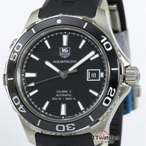 TAG Heuer Aquaracer Calibre 5 500m Automatic Wak2110  61% Off...