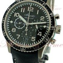 Breguet Transatlantique Type XXI Flyback Chronograph, Black...