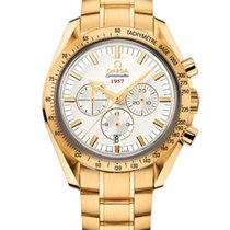 Omega 321.50.42.50.02.001 Speedmaster Broad Arrow - Yellow...