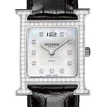 Hermès H Hour Automatic Medium MM 039918ww00