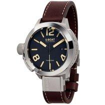 U-Boat Classico 50 Tungsten AS 2 Black