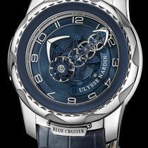 "Ulysse Nardin Freak ""Blue Cruiser"""