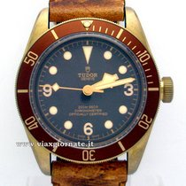 Tudor Heritage 43mm Black Bay