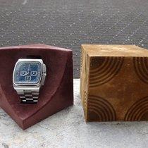 Zenith El Primero Chronograph So Called TV-Big Blue von 1973