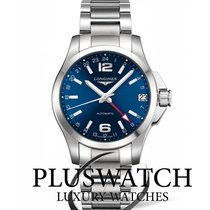 Longines Conquest Automatic 41mm  Blue R
