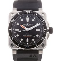 Bell & Ross Diver 42 Date Black Dial