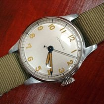 Longines WW2 military watch with hacking mechanism – cal. 12L