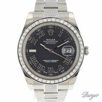 Rolex Datejust II Diamonds