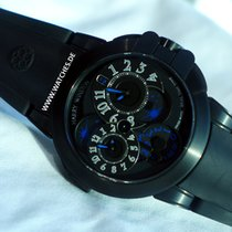 Harry Winston Ocean Dual Time Zone Black Edition - 400-MATZ44ZK