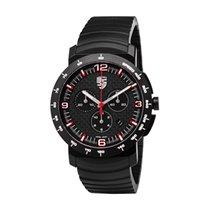 Porsche Design Sport Classic chronograph – black edition 911