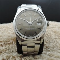 Rolex OYSTER DATE 1500 Original Brown Dial with Solid Band