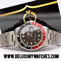 ロレックス (Rolex) GMT-Master II Ser. W 1996 Just Serviced