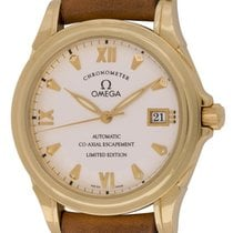 Omega : DeVille Co-Axial :  5911.31.22 :  18k Gold