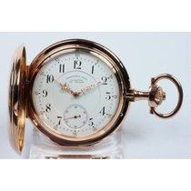 Union Glashütte Uhrenfabrik  bei Dresden, 1 A Taschenuhr