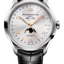 Baume & Mercier Clifton Moonphase Calendar 43mm
