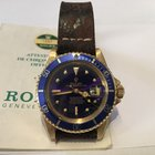 Rolex Submariner 1680 18K